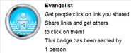 Evangelist (req hover)