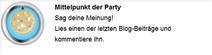 Mittelpunkt der Party (Hover angef.)