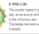 Une wiki-vie