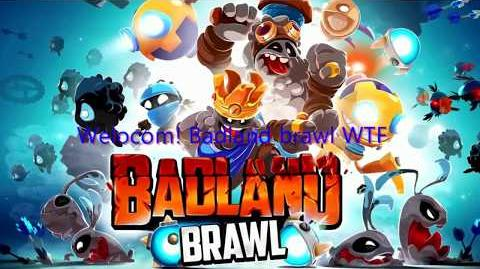 Badland Brawl WTF moments 001