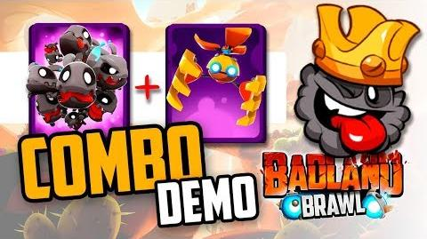 "BADLAND BRAWL - COMBO - The ""DEAD"" or Doggos Express Air Delivery"