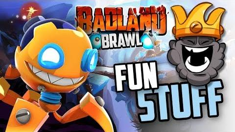 BADLAND BRAWL - FUN - Resilient Spider