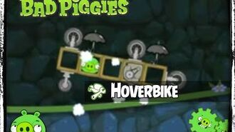 Bad Piggies Hoverbike by PIGineering 11 Nov 2012