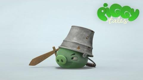 "Piggy Tales ""Epic Sir Bucket"""