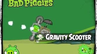 Bad Piggies Anti Gravity Scooter by Trubo Lo