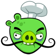 Chef pig new