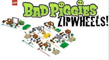 Bad piggies ZIPWHEELs