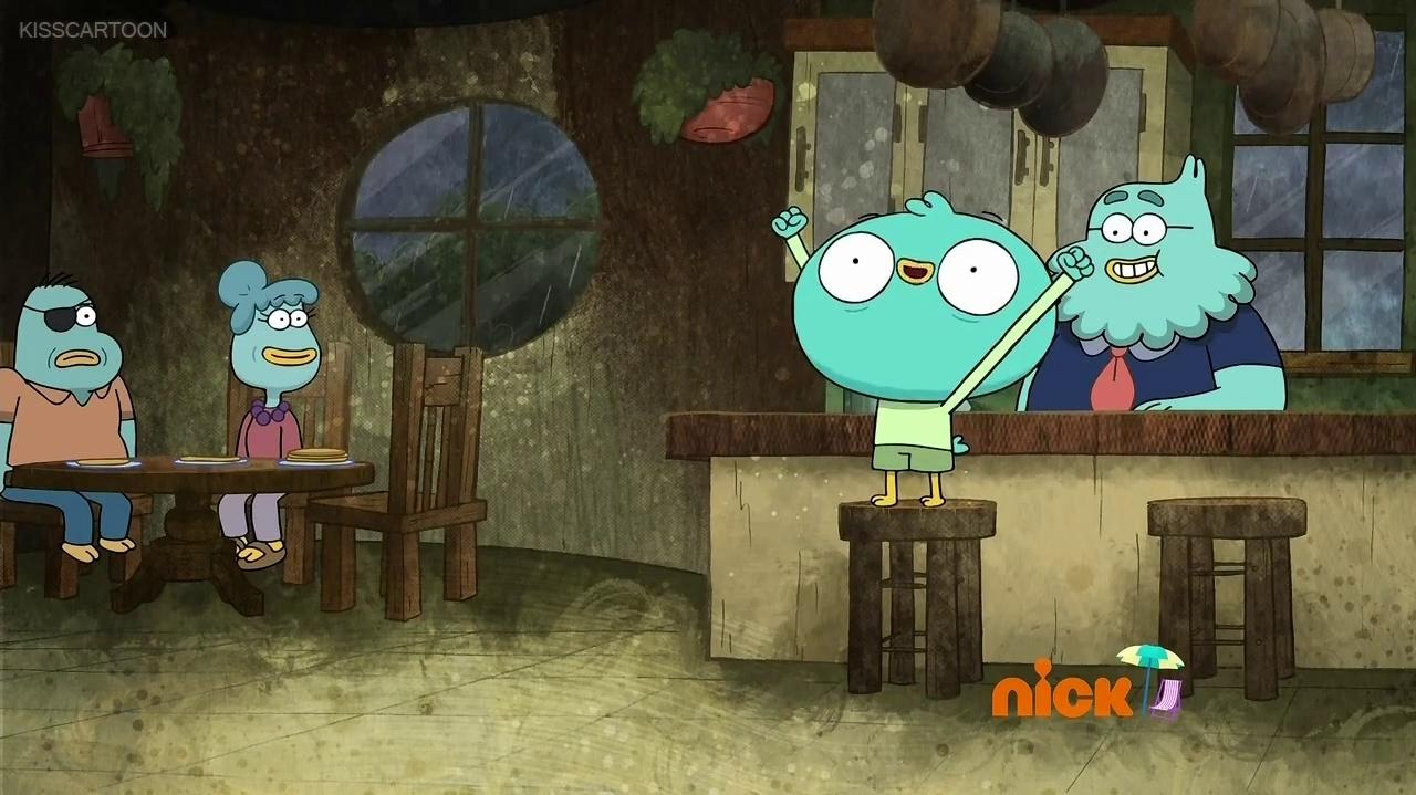 Harvey Beaks S02E02