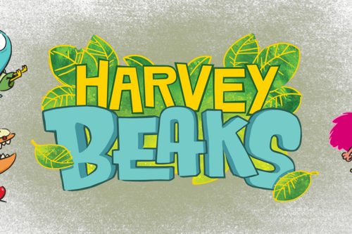 Harvey Beaks! Wiki