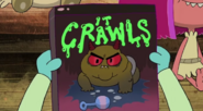 """It Crawls"""