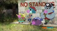 "Standing in ""No Standing"""