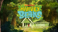 Harvey Beaks Show Title Card