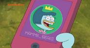 Miriam is the queen