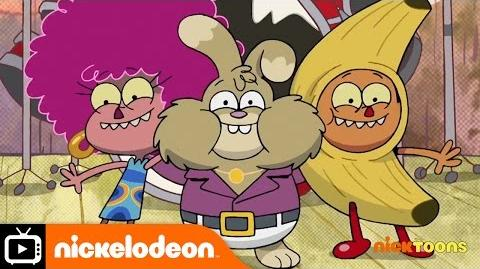 Harvey Beaks We Love Harvey Nickelodeon UK