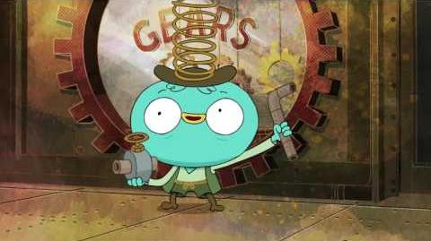 "Harvey Beaks - ""Steampunks"""