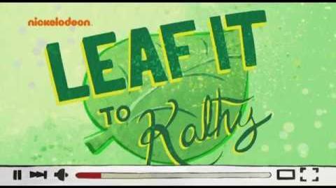Harvey Beaks - 'Leaf it to Kathy' - Clip (English)