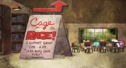Cage the Rage!