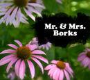 Mr. & Mrs. Borks
