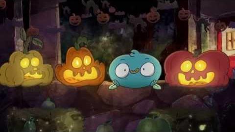 Harvey Beaks Halloween Intro