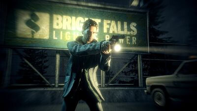 'Alan Wake' Developer's Next Game isn't 'Alan Wake 2'