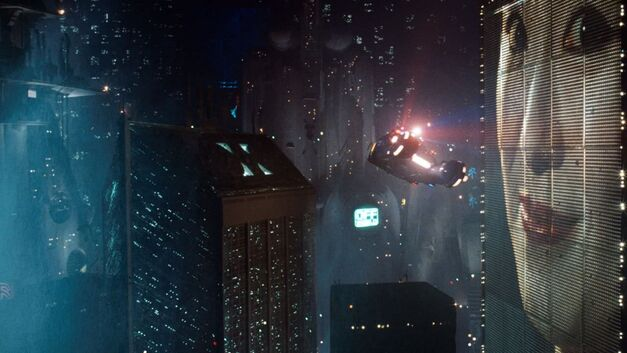 blade runner 2049 technology