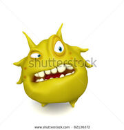 Stock-photo-big-yellow-virus-62136373