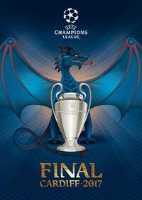 2017 UEFA Champions League Final logo