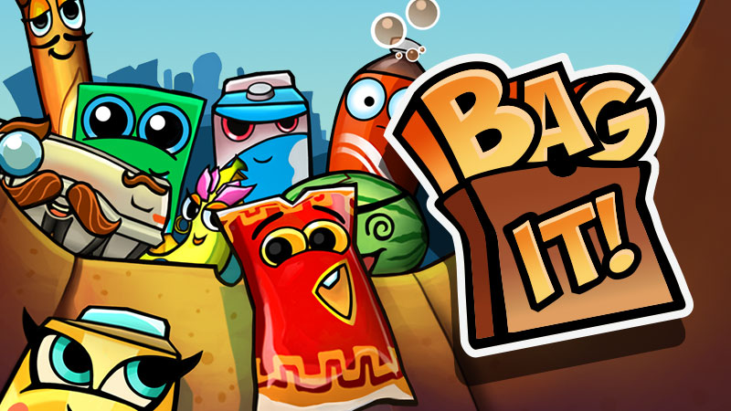 Bag It Is A Puzzle Developed By Hidden Variable Studios For Ios And Android Was Released On October 15 2017
