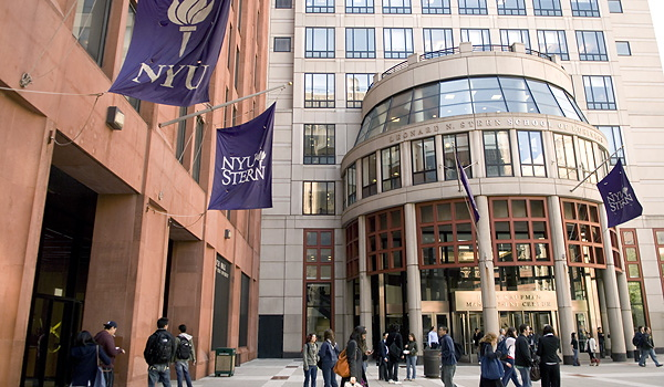 Captivating New York University