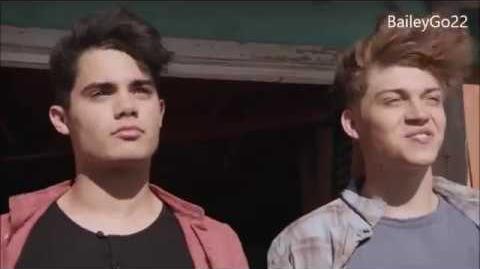 Forever Boys Wattpad Trailer