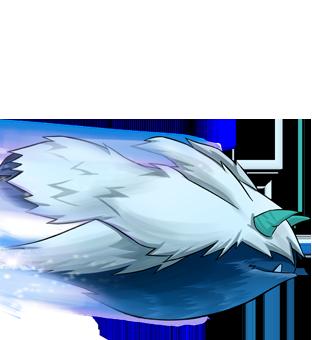 Babosa congelada