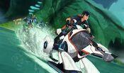 Undertow Cavern - Mecha Beast aquatic mode