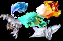 Babosas Elementales Wiki Bajoterra Fandom