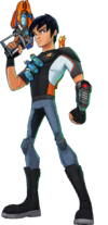 Eli Shane in Slugterra Eastern Caverns-0
