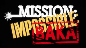 Mission Impossible Baka cover