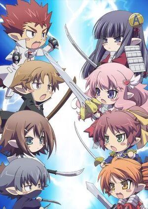 Baka to Test to Shokanjuu-summoned beings2