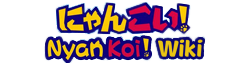 Nyan koi-wordmark