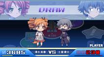 Miharu and Kouta Draw