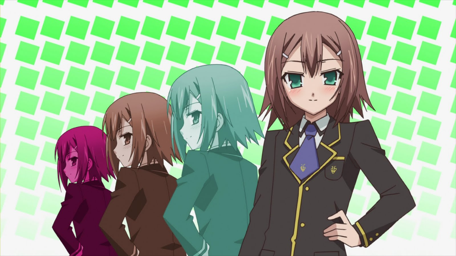 baka and test hideyoshi
