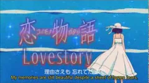 Monogatari Second Season OP 4 English Lyrics