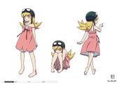 Shinobu Oshino | Bakemonogatari Wiki | FANDOM powered by Wikia