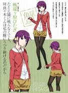 Hitagi tsuki designs