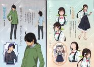 Zoku Owarimonogatari Concept Art4