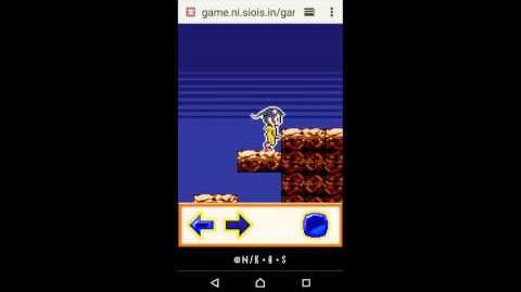 Wazamonogatari gameplay