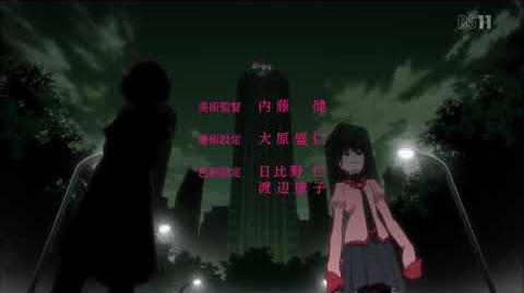 Owarimonogatari Season 2 OP 2 -「dark cherry mystery」