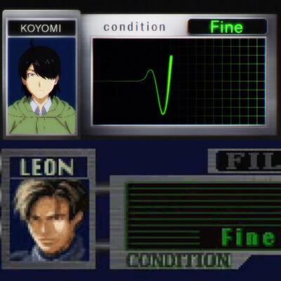 Zoku Owari Resident Evil reference