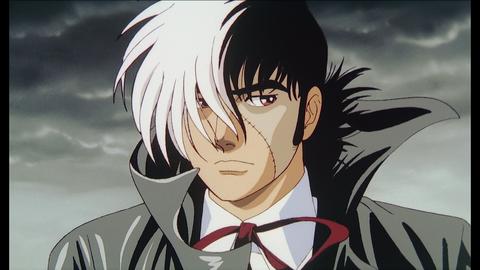 Black jack OVA 1993
