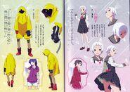 Zoku Owarimonogatari Concept Art1