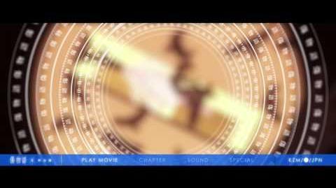 Kizumonogatari Nekketsu Hen Jp Blu Ray Menu