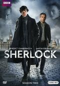 Sherlock s2 poster
